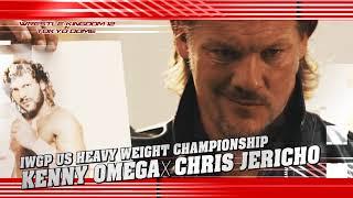Promoción NJPW Wrestle Kingdom 12