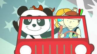 Panda - Vou dar a volta ao mundo no meu jipe