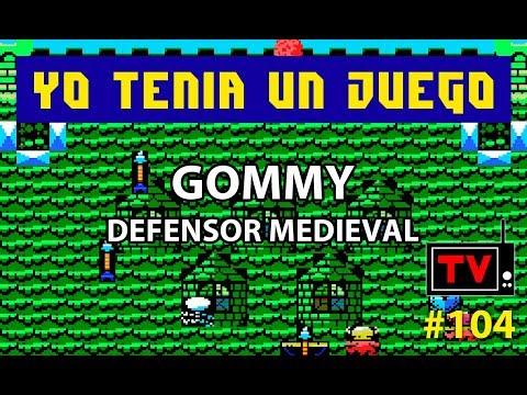 Yo Tenía Un Juego TV #104 - Gommy - Defensor Medieval (ZX Spectrum)