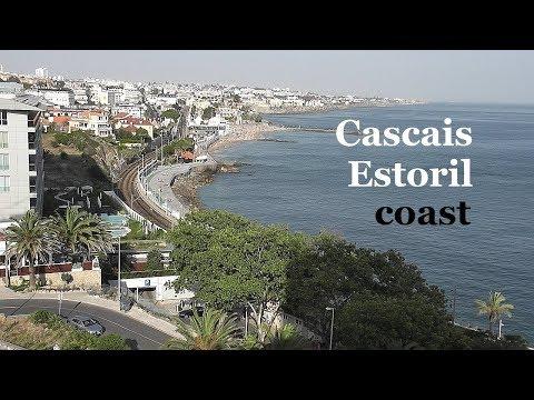 PORTUGAL: Cascais & Estoril coast [HD]