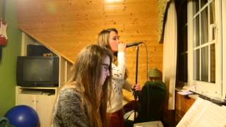 Corre - Jesse & Joy (Cover by Raquel Martinez)