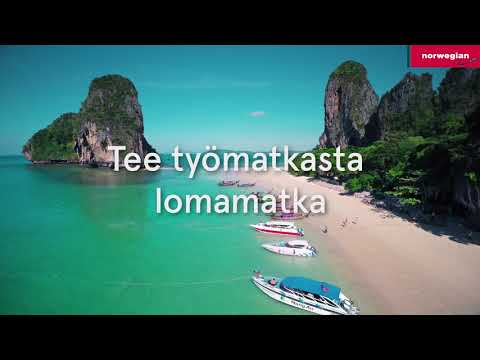 Tee työmatkasta lomamatka - Limited Edition Rewards 2018 FI
