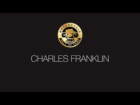 Charles Franklin Presentation and Acceptance Speech