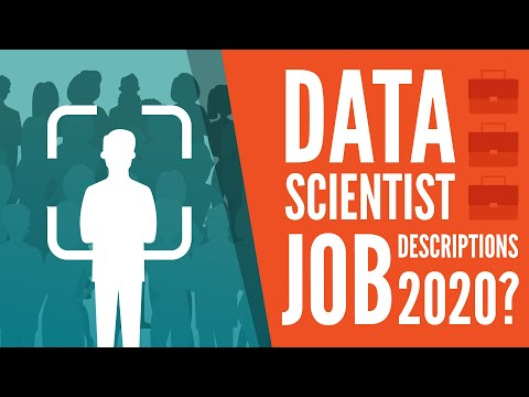 Data Scientist Job Descriptions in 2020 | 365 Data Science In-Depth Study