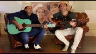 Ao vivo acústico Léo e Leandro