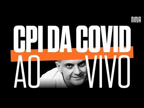 CPI da COVID ouve Cristiano Carvalho, da empresa Davati