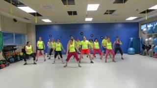 Sak Noel & Salvi ft. Sean Paul - Trumpets-Xportdance® Styles 2/2