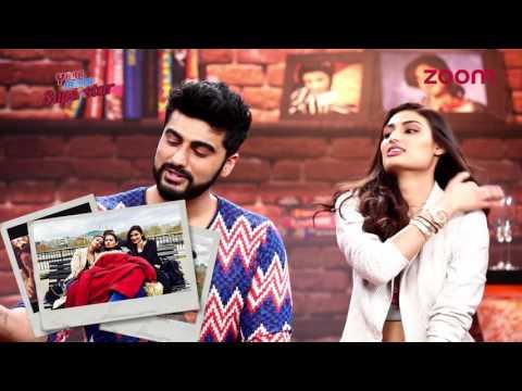 'Mubarakan' Stars Anil Kapoor,Arjun Kapoor,Athiya Shetty & Ileana Dcruz Share Memories | YMS 2