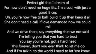 Mac Miller - Angels (LYRICS ON SCREEN)