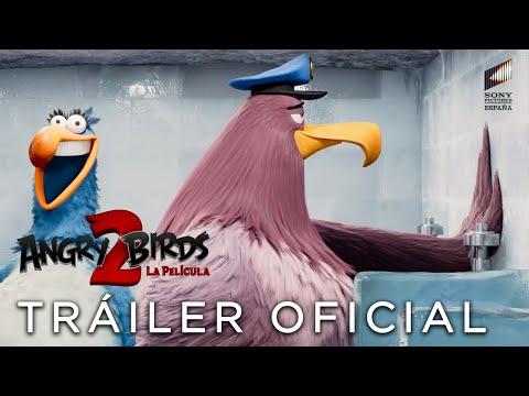 ANGRY BIRDS 2: LA PELÍCULA. Tráiler Oficial HD en español. En cines 23 de agosto.
