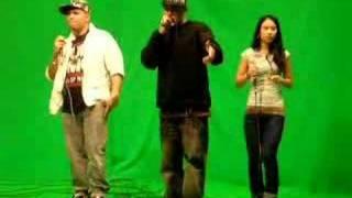 El Guanaco on HipHop 101 TV 2