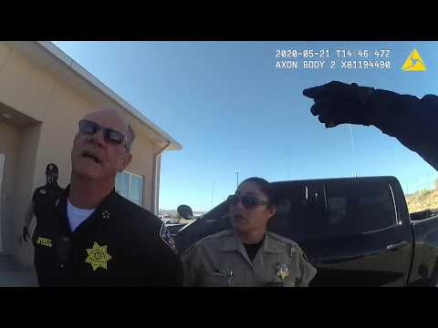 Arrest of Sheriff James Lujan