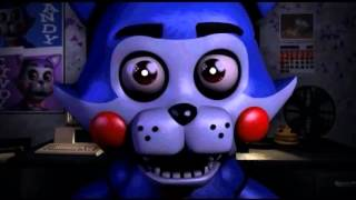 how to make five nights at candys not scary