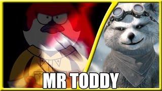 #REACT - Dorgas - Mordecai vs Margaret (Mr Toddy)