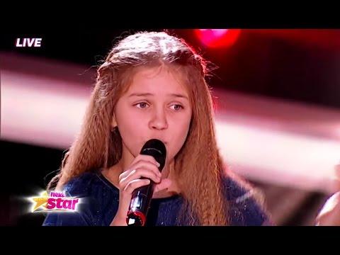 """Stop"" - Sam Brown. Mara Berechet & family la Next Star!"