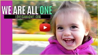 Official Music Video - Love Is a Magnet - We are all one!