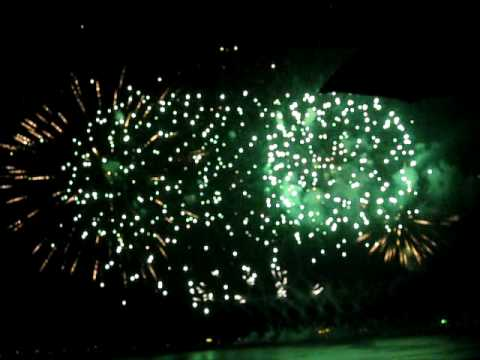 Celebration of Light Fireworks in Vancouver – South Africa (Part 5)