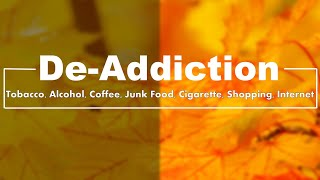 English Hypnosis - Any Addiction - Tobacco, Alcohol, Coffee, Food, Cigarettes, Shopping, Internet