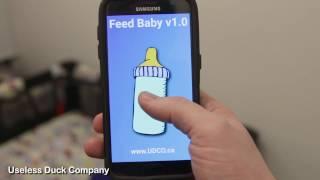 Baby Bottle Robot - [Short Version]