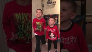 Boys Singing Bohemian Rhapsody (Queen/Muppets Version)