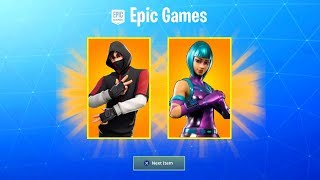 How to get fortnite ikonik or honor guard skin for free no
