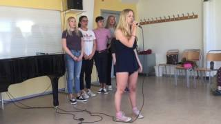 Total Eclipse of the Heart(Bonnie Tyler) - Cover Louise Nilsson