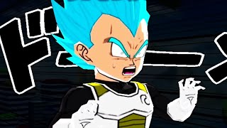 Dragon Ball Fusions 3 Minute Gameplay (DBZ Games 2016)