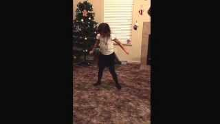 Faith- Calvin Harris mini dance by :Aliyah Marrie