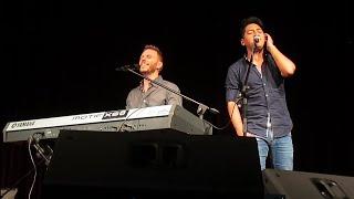 Noel Schajris & Allen CM (Luis Fonsi de Yo Soy) - No Te Pertenece