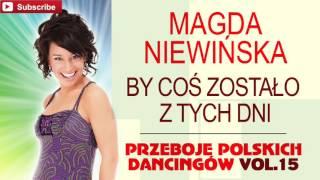 Magda Niewińska - By coś zostało z tych dni [Cover]