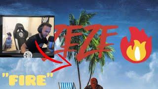 Hamlinz REACTS to *NEW* ZEZE song by KODAK BLACK!