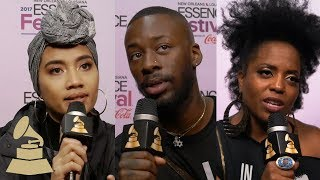 Yuna, GoldLink & More on Trends in Hip Hop | Essence Music Festival 2017 | The Recording Academy