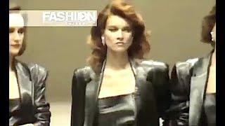 MARIO VALENTINO Nightwear  Summer 1987 Milan - Canale Moda by Fashion Channel
