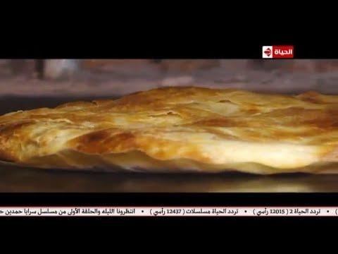المطبخ مع الشيف أسماء مسلم | طريقة عمل الفطير المشلتت على أصوله/ جبنة قديمة/ المش 18-9-2018