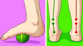 6 Exercises to Kill Chronic Knee, Foot or Hip Pain width=