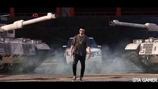 Jail (GTA5) | Mankirt Aulakh | Feat Fateh | Deep Jandu | GTAGAMER | Latest Punjabi Song