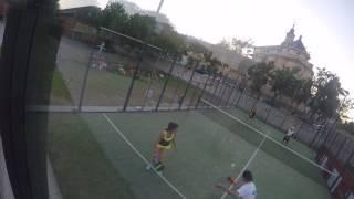 Final VIII Torneo Mixto de Verano - Campus Viriato