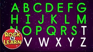 Traditional Alphabet Song