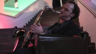 "Saxophonist Nikolay Kasakov ""Street Life"" (The Crusaders album)  Intro Solo Live"