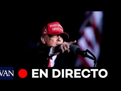 DIRECTO: Cierre de campaña de Donald Trump en Michigan