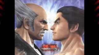 Tekken 5 - I'm Here Now [Remix]/SPARKING (Clean Version) Lyrics in Decription