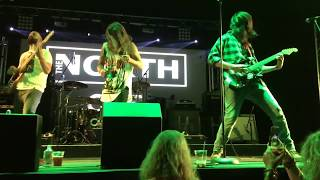 THE NORTH - TEMPEST (live)