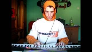 Salt-n-Peppa - Push it keyboard cover