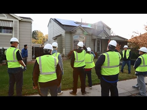 Tribes Get Hands-On Solar Operations and Maintenance Training