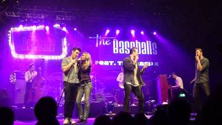 The Baseballs feat. Tinkabelle - Don't cha - Zürich 1.11.11