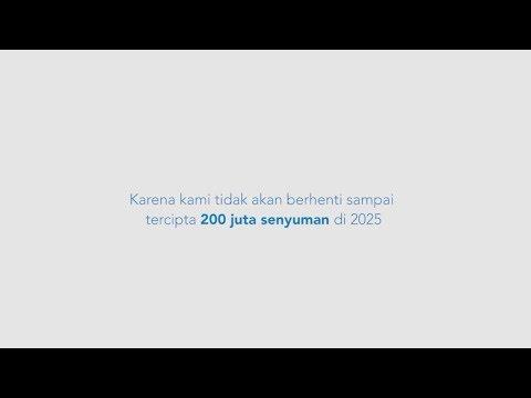 VIDEO: Tunaiku Berhasil Mengukir 50.000 Senyum di Wajah Indonesia