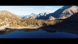 Lac D'Allos | DJI Phantom GoPro