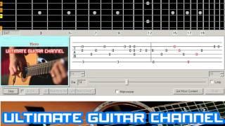[Guitar Solo Tab] Hero (Enrique Iglesias)