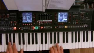 Jedno słowo  Roland EA-7 Cover