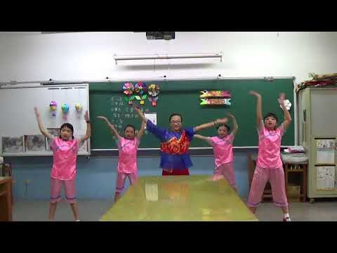 臺中市三和國小閩南語童謠比賽校內發表